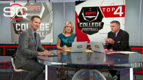 Kanell's top four college football teams