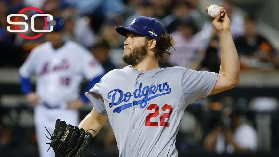 Kershaw, Dodgers force Game 5 with Mets