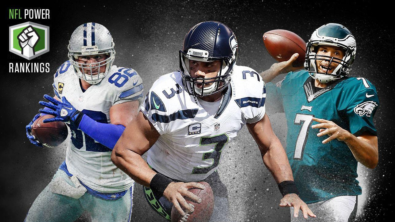NFL Power Rankings: NFC East demanding respect
