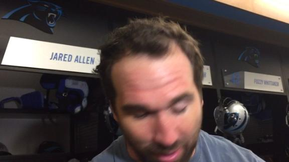 Jared Allen didn't practice because of pinched nerve