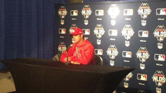 Matheny: Molina injury requires rest