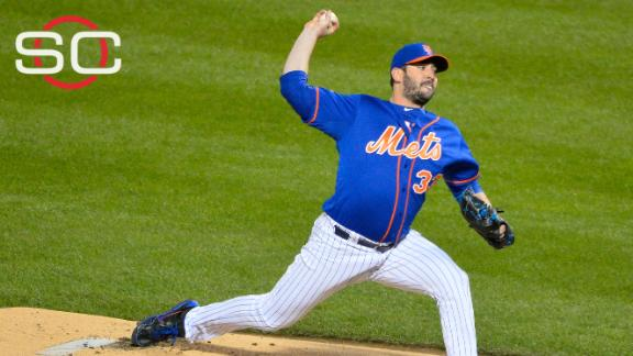 Harvey still a go for Game 5 with swollen triceps