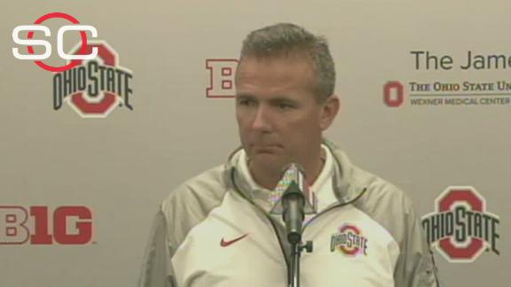 Meyer to meet with players before QB announcement