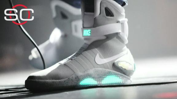 Nike to release 'Back To The Future' shoes in 2016