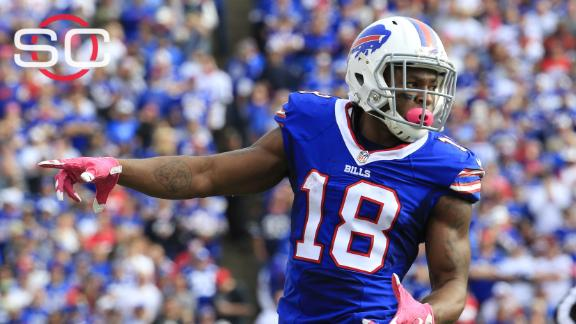 Percy Harvin frustrated with injuries
