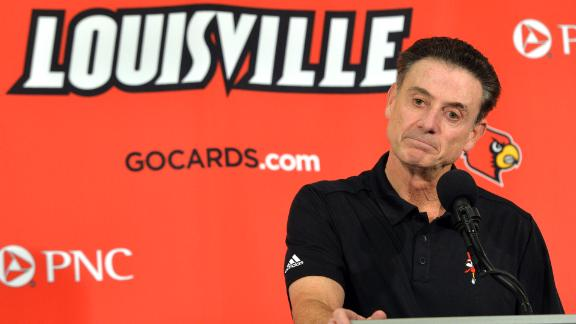 Pitino staying away from ACC media day