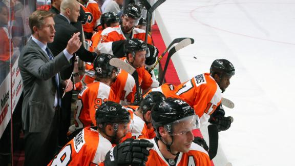 Rookie coaches bring energy and structure to Flyers and Devils