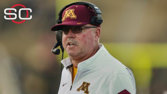 Health concerns force Jerry Kill to retire at Minnesota