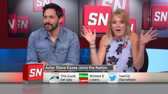 Who is espn michelle beadle dating know bout her secret boyfriend and