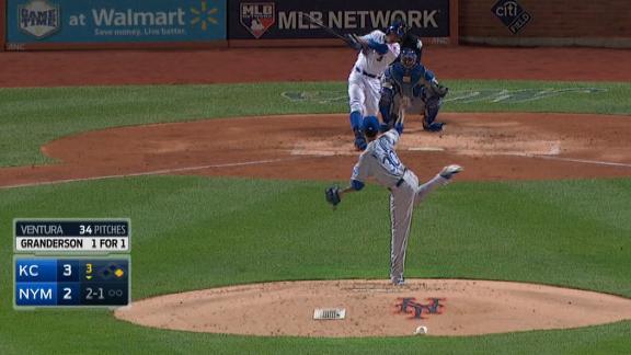 Granderson drills a 2-run homer