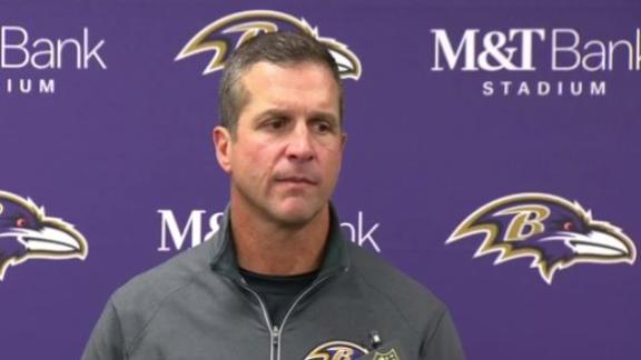 Harbaugh says Steve Smith is out for season