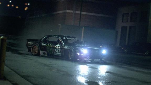 Need for Speed 2015 -- the Hoonicorn