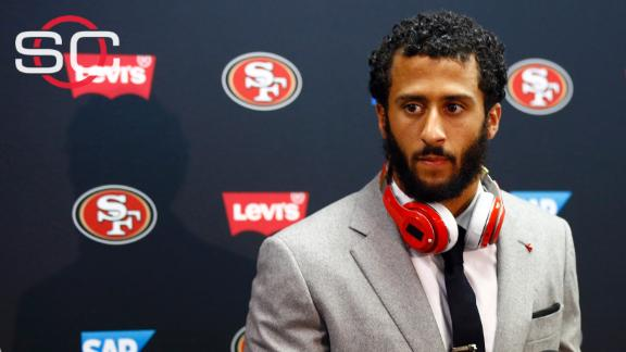Jerseys NFL Online - What benching QB Colin Kaepernick means for the San Francisco ...
