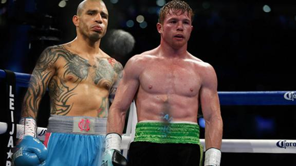 Cotto vs Canelo: