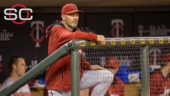 Kirk Gibson a 'perfect fit' for the Dodgers
