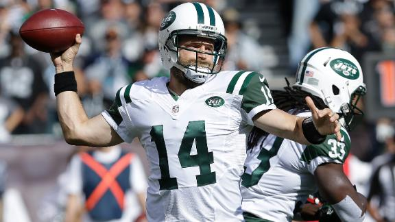 Jets' Fitzpatrick will start vs. Jags