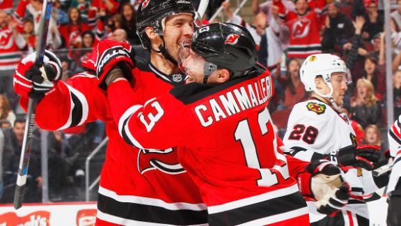 Devils take down Blackhawks
