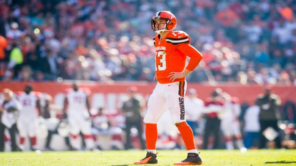 Clayton: McCown better than Manziel right now