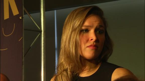 Rousey: Violence against ex-boyfriend was self-defense