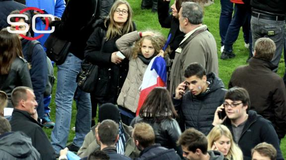 Parisians shaken again by terror