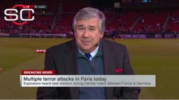 Security concerns for UEFA European Championships
