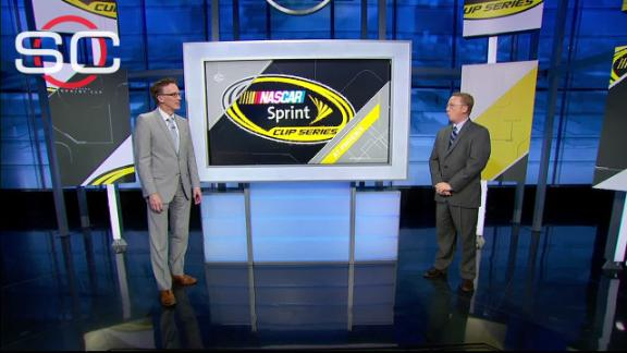 NASCAR'S final four set