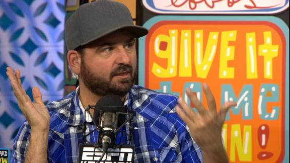 Le Batard on Rousey: 'What are you pitying her for?'