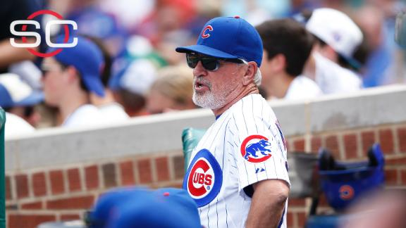 Maddon wins NL Manager of the Year