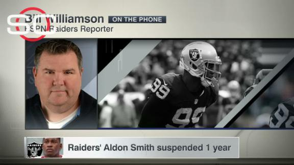 Aldon Smith's future in Oakland