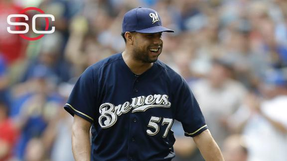 Tigers land veteran closer Francisco Rodriguez