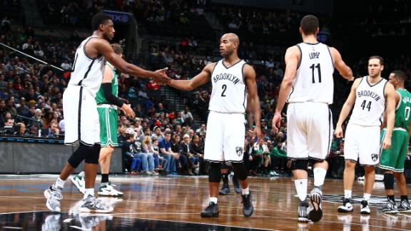 Nets use hustle plays to bounce back after being embarrassed in…