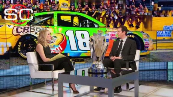 Kyle Busch: Championship 'means the world to me'