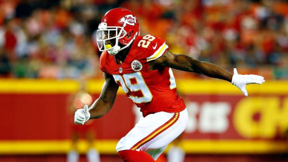 Video - Eric Berry is finding his form