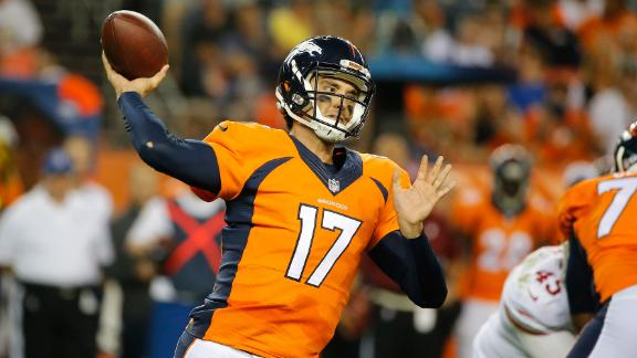 Video - How will Osweiler do against the Pats and Belichick?