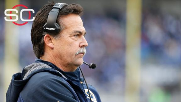 Jeff Fisher responds to Rams' critics