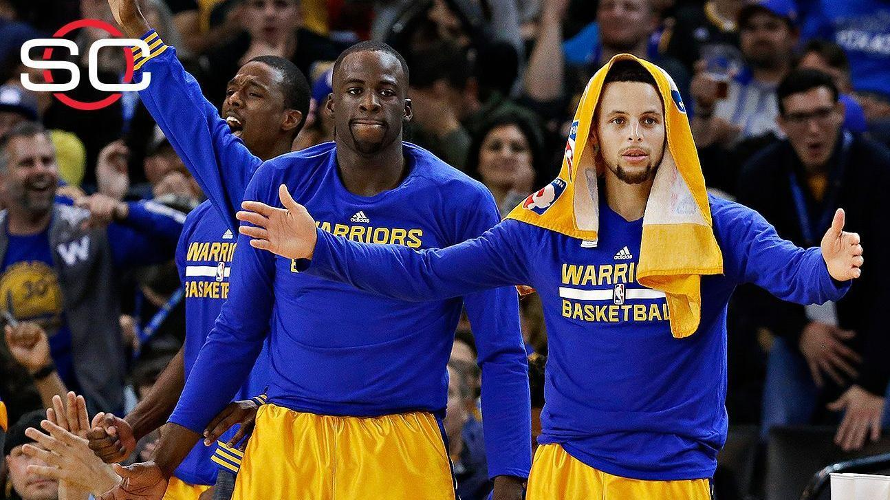 Warriors roll to 16-0, set record for best start