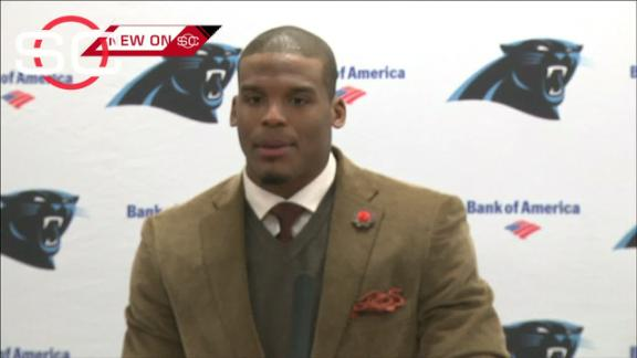 Cam has high praise for defense