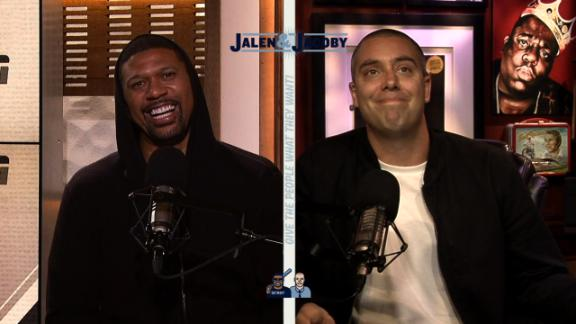 Jalen and Jacoby on Jahlil Okafor, Boogie Cousins, and the NFL