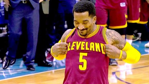 Cavs' early alarm-ringing pays off in Charlotte