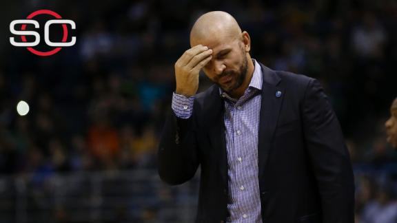 Jason Kidd suspended one game for outburst