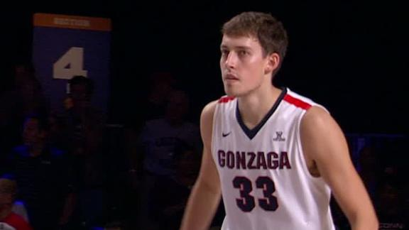 Gonzaga fends off late surge from Connecticut