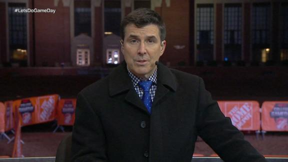 Rece Davis previews Harbaugh vs. Meyer: Round 1