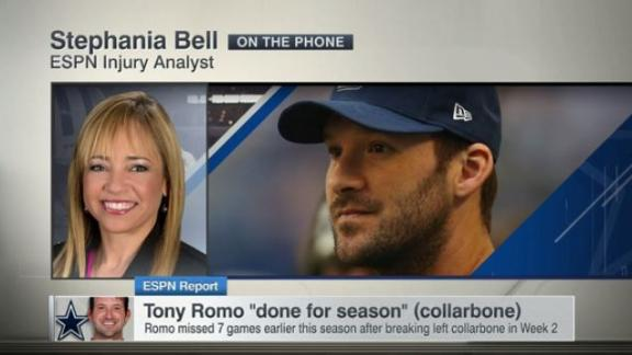 Full offseason should heal Tony Romo