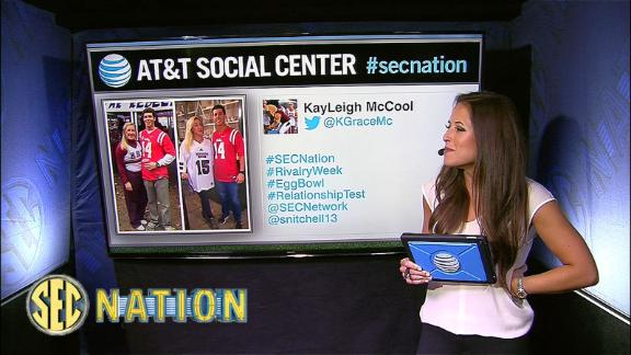 SEC Nation goes inside the AT&T Social Center