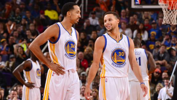 Curry scores 41 as Warriors cruise to 17-0