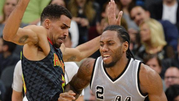 With 18 boards vs. Hawks, Tim Duncan adds to ageless-wonder rep