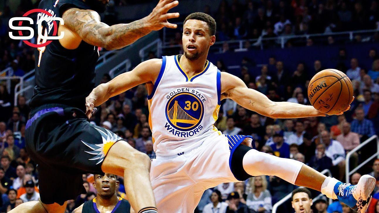 Curry pours in 41 as Warriors cruise to 17-0