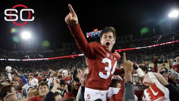 Late Stanford field goal sinks Notre Dame