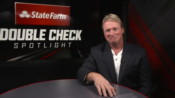 Video - Gruden looking forward to seeing Benjamin on MNF