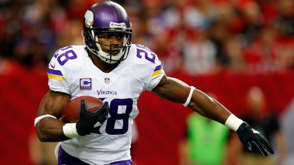 AP passes two on all-time rushing list